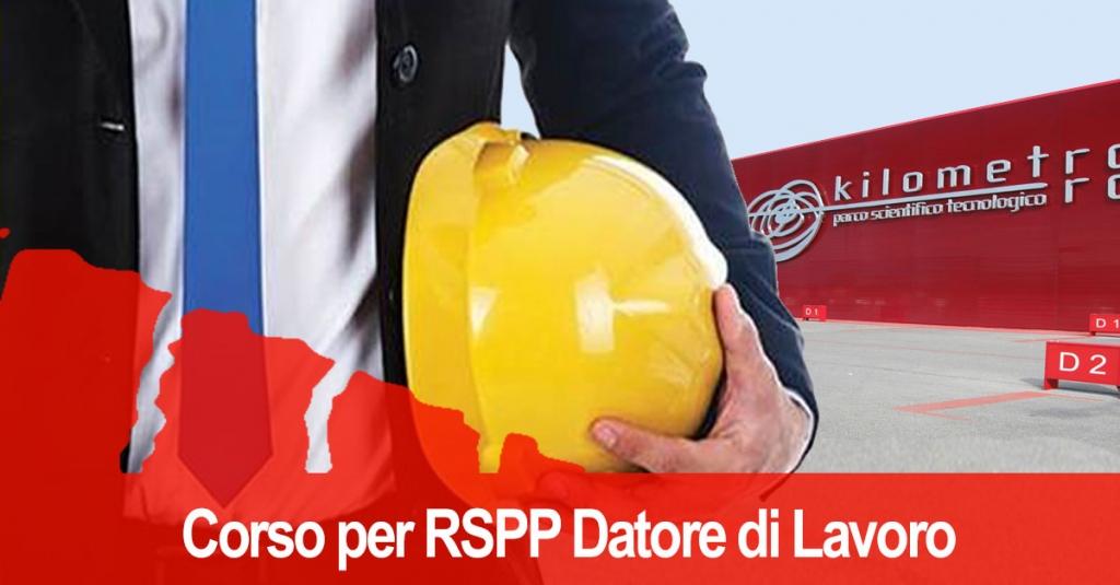 Corso di Formazione RSPP Datore di Lavoro Bergamo   RossoFormazione