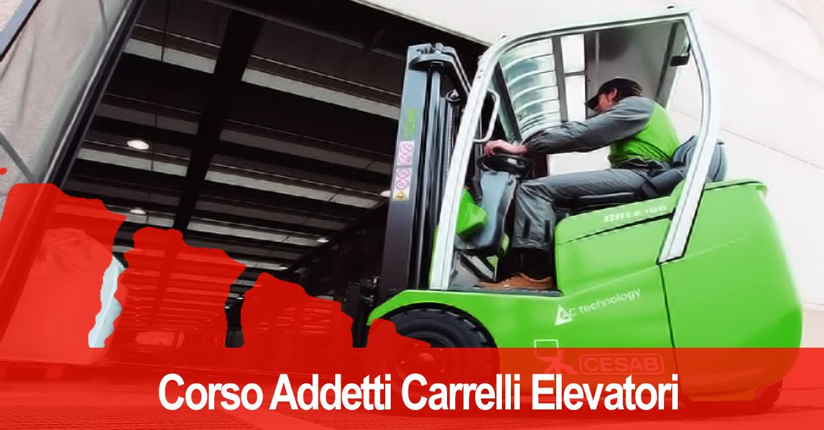 Aggiornamento Carrelli Elevatori Muletti Bergamo | RossoFormazione